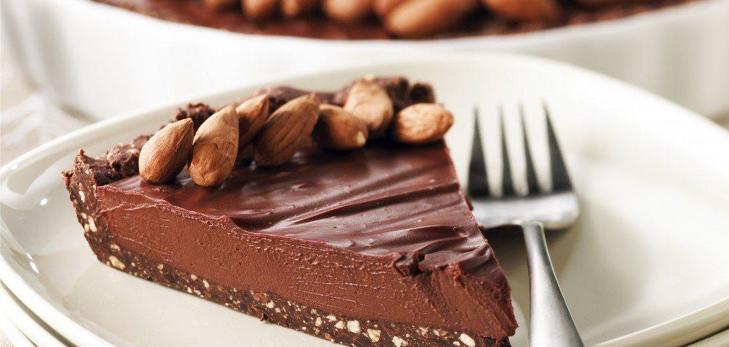 Tarte au chocolat Gianduja extrême