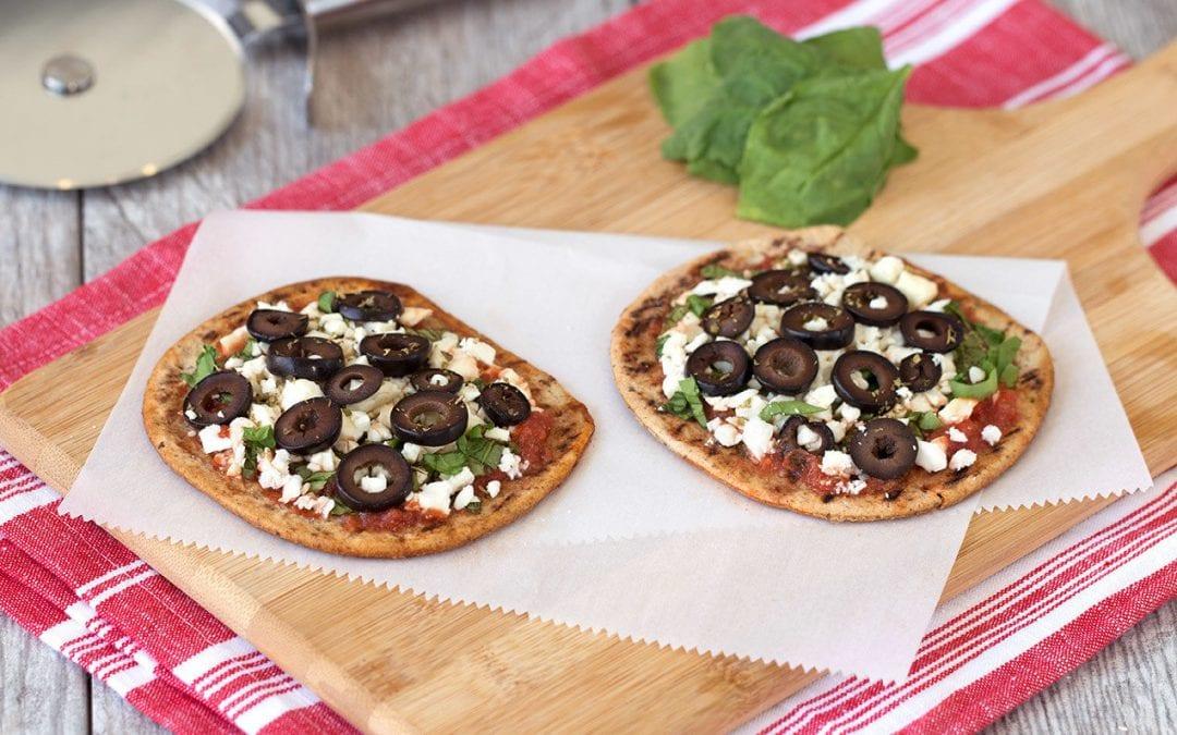 Pizzas végétariennes