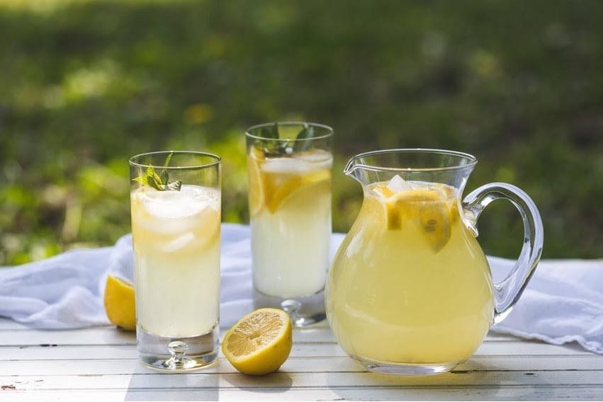 Limonade rafraîchissante Quick Lemon