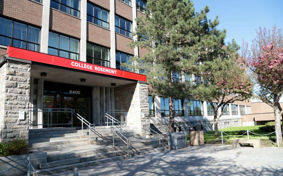 Le Collège Rosemont choisi Laniel St-Laurent
